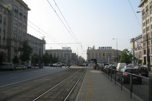 Dosz�o do po�aru hotelu w centrum Warszawy. Ewakuowano 70 os�b