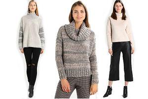 843f4a51712080 Przegląd swetrów z szerokim golfem