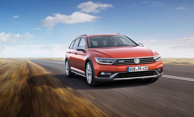 Salon Genewa 2015   Volkswagen Passat Alltrack   Naturalna kolej rzeczy