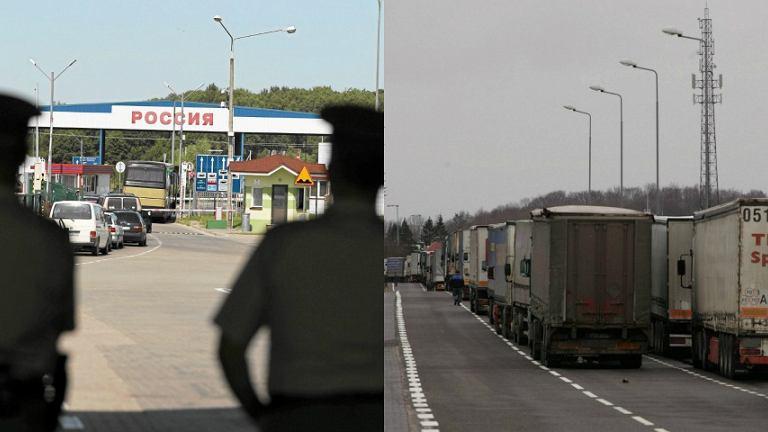 Granica z obwodem kaliningradzkim