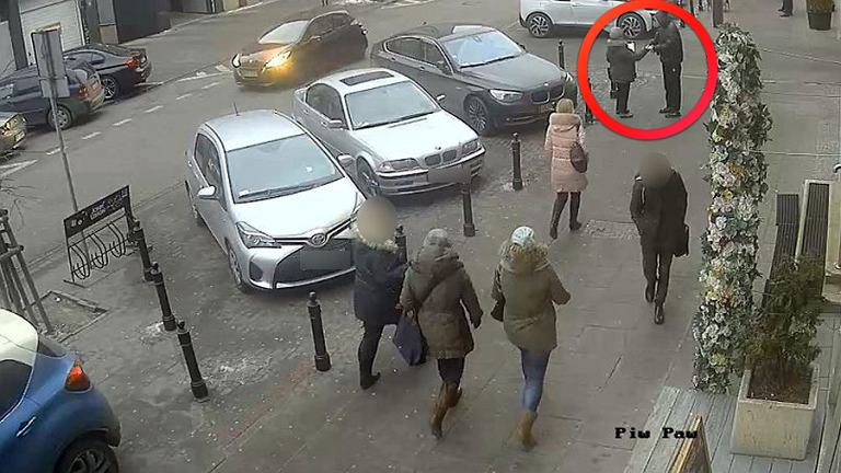 Oszukał staruszkę na 60 tys. zł