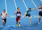 Lekkoatletyka. Kiepski wyst�p sprinter�w z Wielkopolski na mistrzostwach �wiata sztafet
