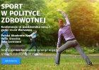 Sport a zdrowie. Sport w polityce zdrowotnej