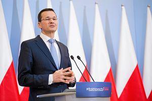 Mateusz Morawiecki ma powody do zadowolenia. Majowy deficyt budżetowy najniższy w historii