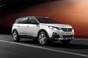 Peugeot 5008 | Minivan, który przemienił się w SUV-a