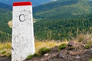 Czechy. Przekraczanie granicy mi�dzy Polsk� i Czechami