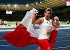 Berlin 2018. Anita Włodarczyk świętuje czwarte złoto mistrzostw Europy