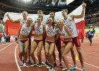 Lekkoatletyczne M� w sztafetach. Dziewi�� polskich zespo��w leci do Nassau