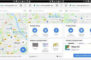 Chcesz wypróbować odchudzoną wersję Map Google? Nie musisz mieć Androida Go. Jest na to jeden sposób