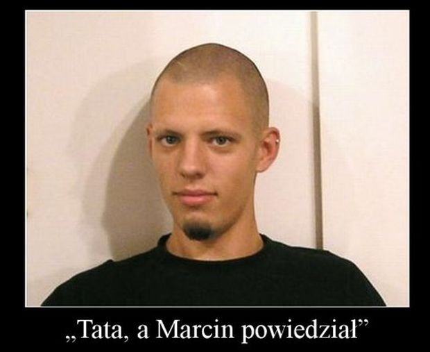 Mikołaj Radwan, tata a marcin powiedział, dorosły