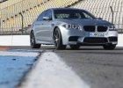 BMW M5 po faceliftingu - oficjalna galeria
