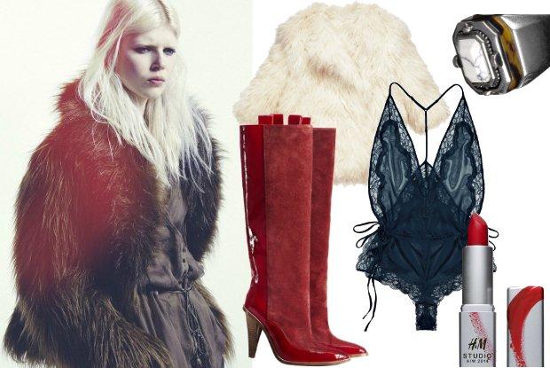 H&M Studio jesie�-zima 2014 - zobacz, gdzie i za ile kupisz ubrania z ekskluzywnej kolekcji [ZDJ�CIA+CENY]
