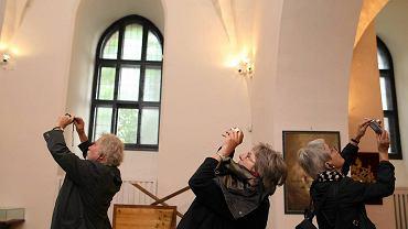 Zwiedzanie olsztyńskiego zamku