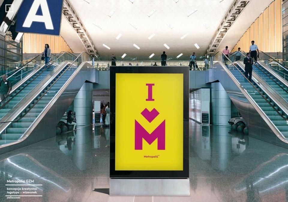 Zdjęcie numer 4 w galerii - Metropolia ma swoje logo. To wielkie M i wygląda świetnie