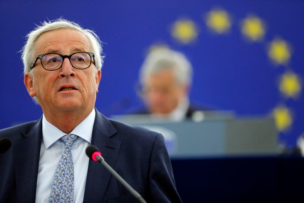 Szef KE Jean-Claude Juncker