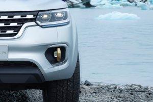 Renault Alaskan   Nowy pickup z Francji