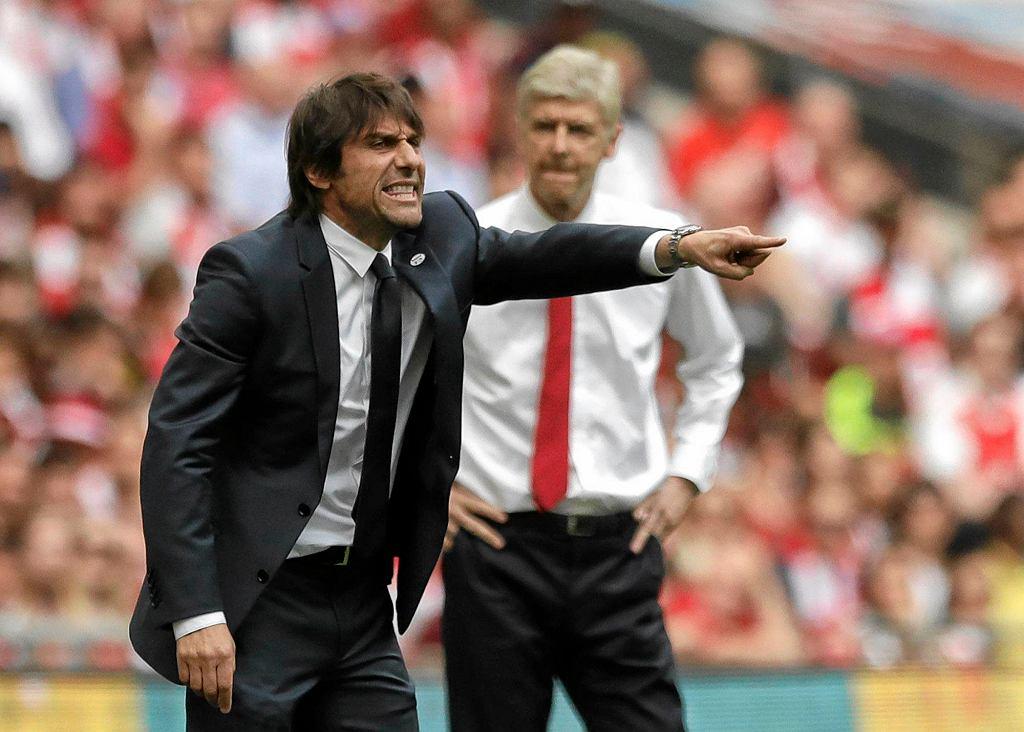 Zdjęcie numer 2 w galerii - Premier League. Arsenal i Chelsea latem zmienią trenerów?