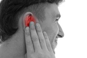 Zawał ucha środkowego
