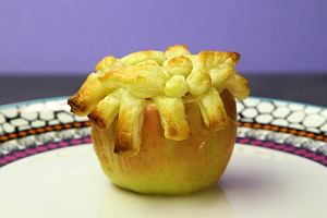 Jabłko z musli