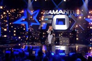 TTBZ. Adam Fidusiewicz jako Samantha Fox porwał publiczność. Nagranie dotarło do wokalistki. Napisała...