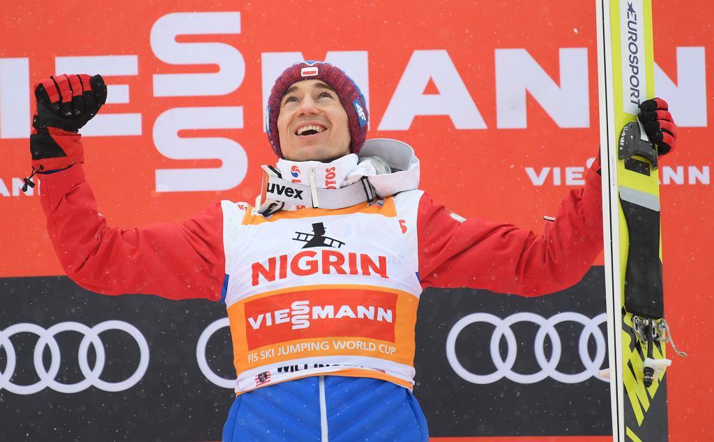 Zdjęcie numer 2 w galerii - Skoki narciarskie. Terminarz Pucharu Świata w sezonie 2018/19