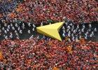 Rekordowy marsz na rzecz niepodleg�o�ci. 1,4 miliona Katalo�czyk�w na ulicach