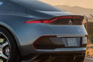 Fisker EMotion, czyli krok w przyszłość. To elektryczne auto zwiastuje nową jakość