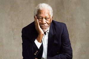 Morgan Freeman: To nie jest film o mnie. To historia o Bogu