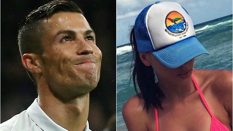 Cristiano Ronaldo Edyta Zajac