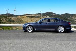 Nowe BMW serii 7 | Pierwsza jazda | Wizytówka marki
