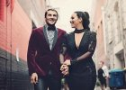 Czarna suknia ślubna? Ta panna młoda nie chciała ograniczać się tradycjami