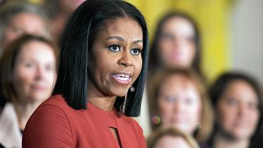 Michelle Obama wygłasza ostatnią mowę jako pierwsza dama USA, Waszyngton, 6 stycznia 2017