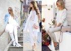 Total white - zobacz modne dodatki, kt�re pozwol� ci stworzy� trendy look