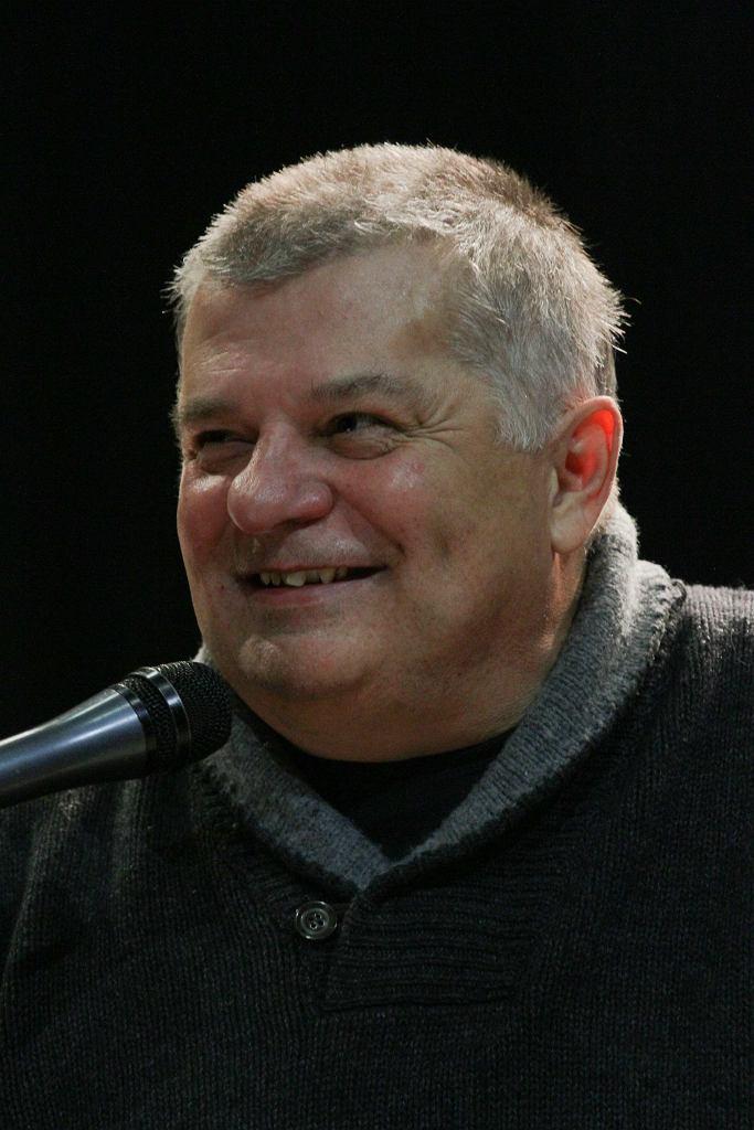 Krzysztof Globisz / Krzysztof Globisz /  Teatr Łaźnia Nowa