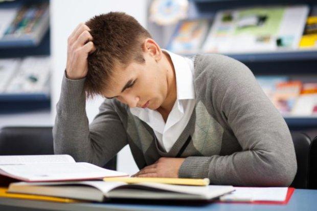 Skupienie i koncentracja są najważniejsze podczas nauki.