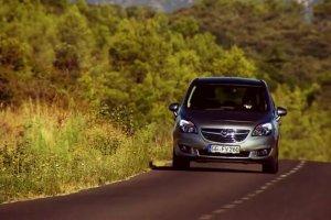 Opel Meriva | Prezentacja