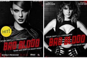 Taylor Swift w nowym teledysku Bad Blood !