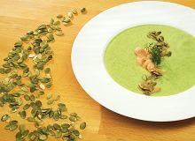 Zupa krem z brokułów - ugotuj