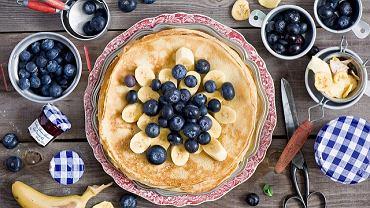 4 propozycje na zdrowe naleśniki, które możesz zjeść bez wyrzutów sumienia!