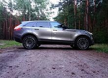 Range Rover Velar First Edition | Test | SUV (prawie)terenowy