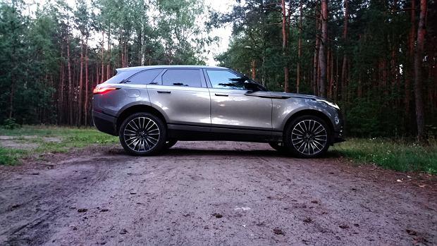Zdjęcie numer 3 w galerii - Range Rover Velar - testujemy pierwszą edycję z mocnym dieslem