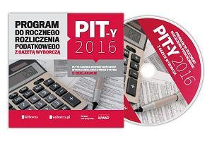 """PIT-y 2016: Płyta CD  z """"Gazetą Wyborczą"""""""
