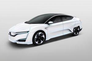 Salon Los Angeles 2014 | Honda FCV Concept | Czas na ogniwa paliwowe