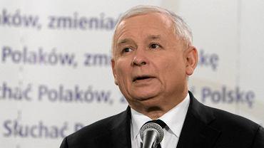 Jarosław Kaczyński we Wrocławiu