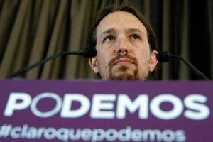 """Wy�sze podatki dla najbogatszych, opieka socjalna i kr�tszy tydzie� pracy. Hiszpanie chc� zrobi� u siebie drug� Wenezuel�! O Podemos czytaj jutro w """"Wyborczej"""""""