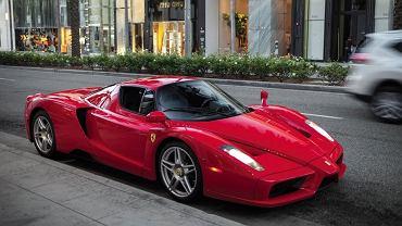 Ferrari Enzo Floyda Mayweathera