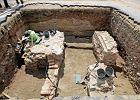 Archeolodzy zaintrygowani. Znale�li zw�oki z XVII w. po sekcji