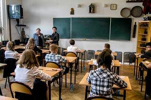 Egzamin ósmoklasisty. Uczniowie przed wielką próbą
