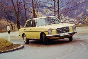 Mercedes-Benz 240 D 3.0 | Najmocniejszy i najszybszy diesel swoich czasów