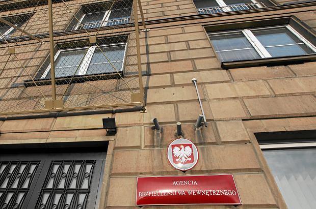 Główna siedziba ABW